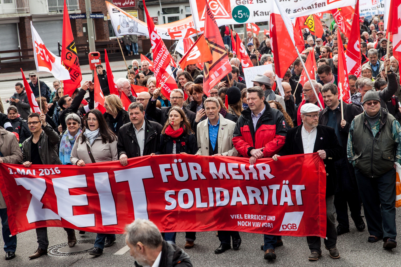 Hamburg 1. Mai