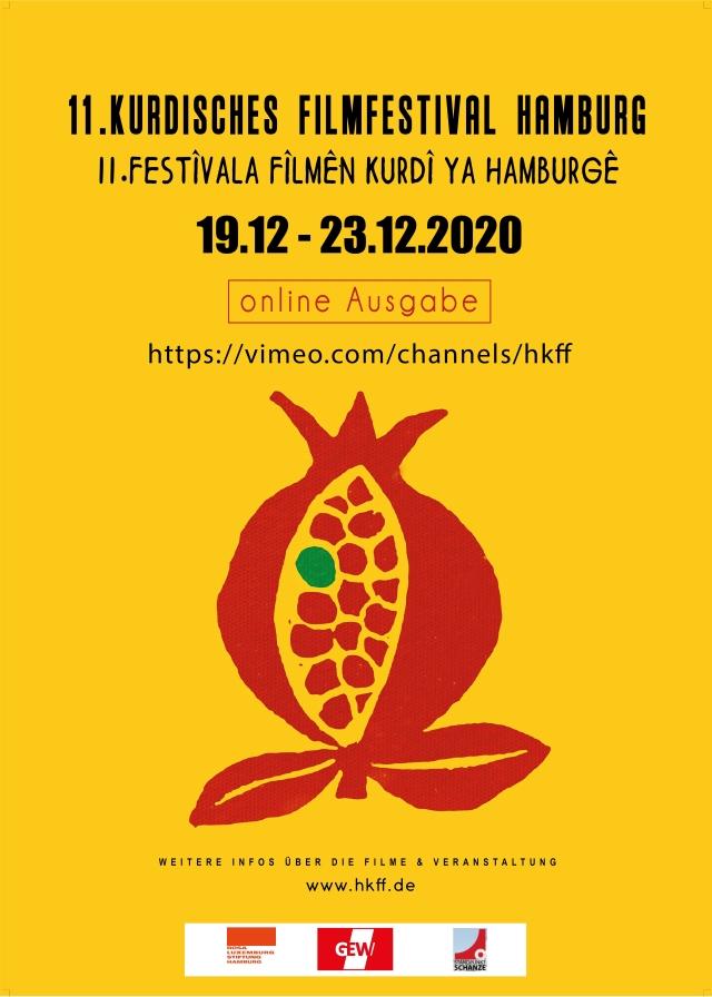 11. Kurdisches Filmfestival Hamburg
