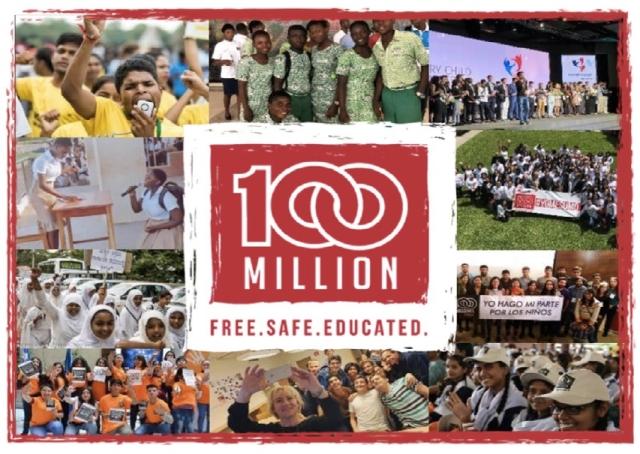 """Kampagne """"100 Million"""""""