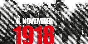 DGB-Veranstaltungsreihe: Novemberrevolution 1918