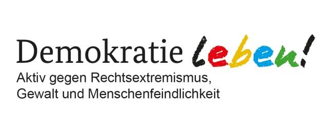 """""""Demokratie leben"""""""