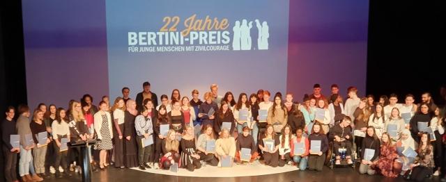 Foto: Reinhard Schwandt / BERTINI-Preisverleihung 2020