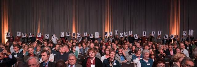 Foto: Kay Herschelmann / Gewerkschaftstag in Freiburg i.B.
