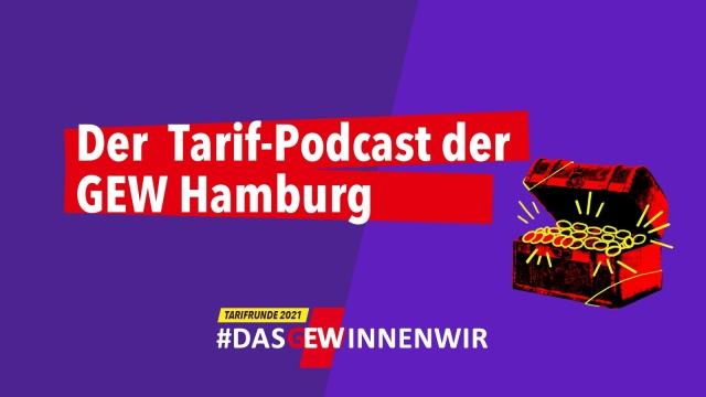 Tarif-Podcast der GEW Hamburg