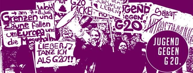 Bildungsstreik gegen G20