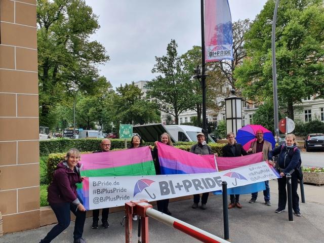 Bi+Pride / GEW Hamburg