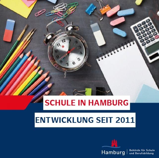 Schule in Hamburg – Entwicklung seit 2011