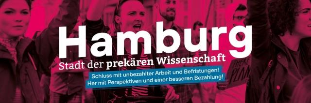 Hamburg – Stadt der prekären Wissenschaft