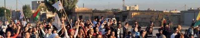 NEIN zum Krieg – FRIEDEN für Rojava und ganz Syrien