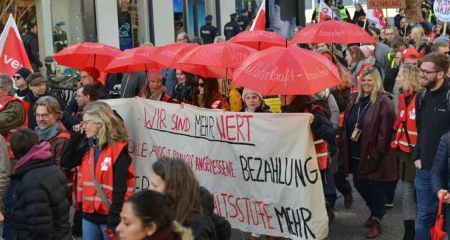 Foto: GEW Hamburg / Joachim Geffers
