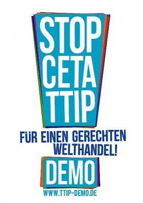 CETA TTIP Hamburg