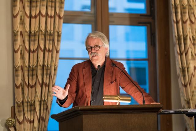 Hans Peter de Lorent / Foto: Kay Herschelmann