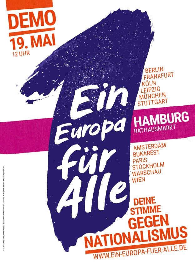 """""""Ein Europa für alle"""""""
