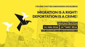 Migration is a right!