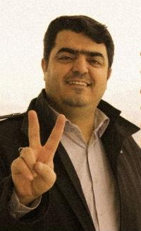 Esmail Abdi, Vorsitzender des Iranischen Gewerkschaftsbundes der LehrerInnen