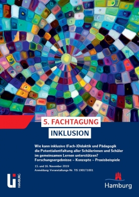 5. Fachtagung Inklusion am 15./16.11.2019