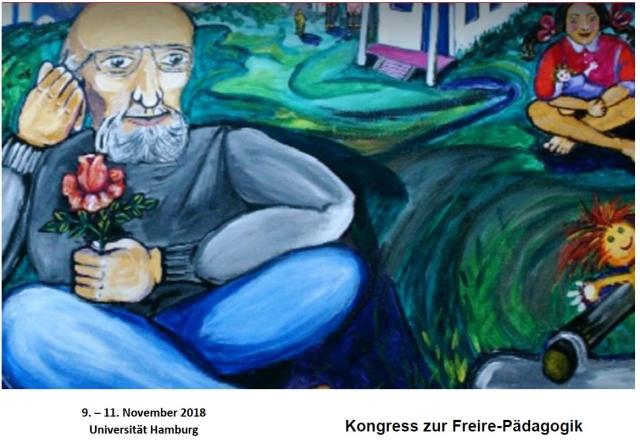 Kongress zur Freire-Pädagogik