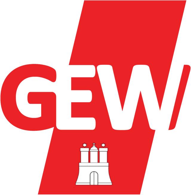 GEW Hamburg Logo