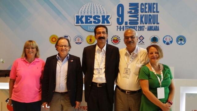 Foto: KESK-Kongress