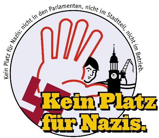 Logo Kein Platz für Nazis
