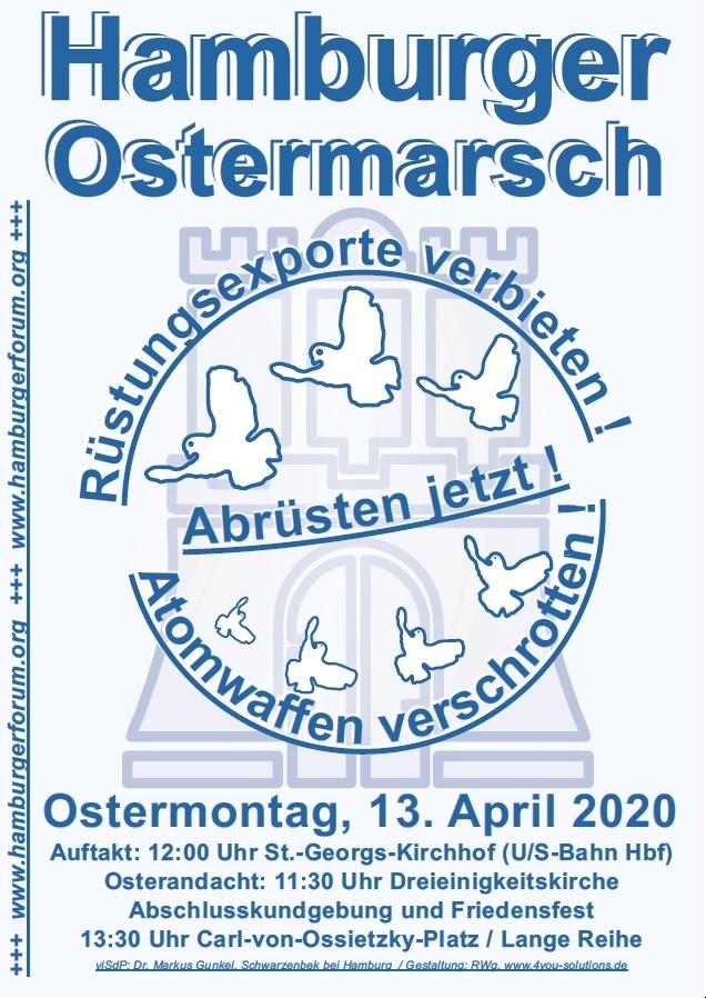 Hamburger Ostermarsch 2020
