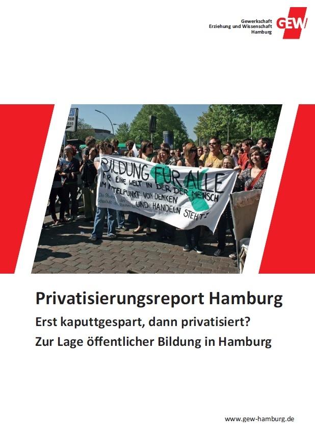 Privatisierungsreport Hamburg