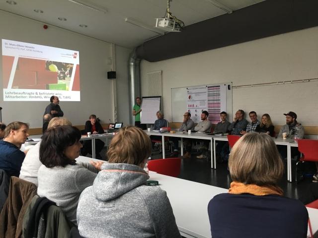 Veranstaltung Bewegungswissenschaft