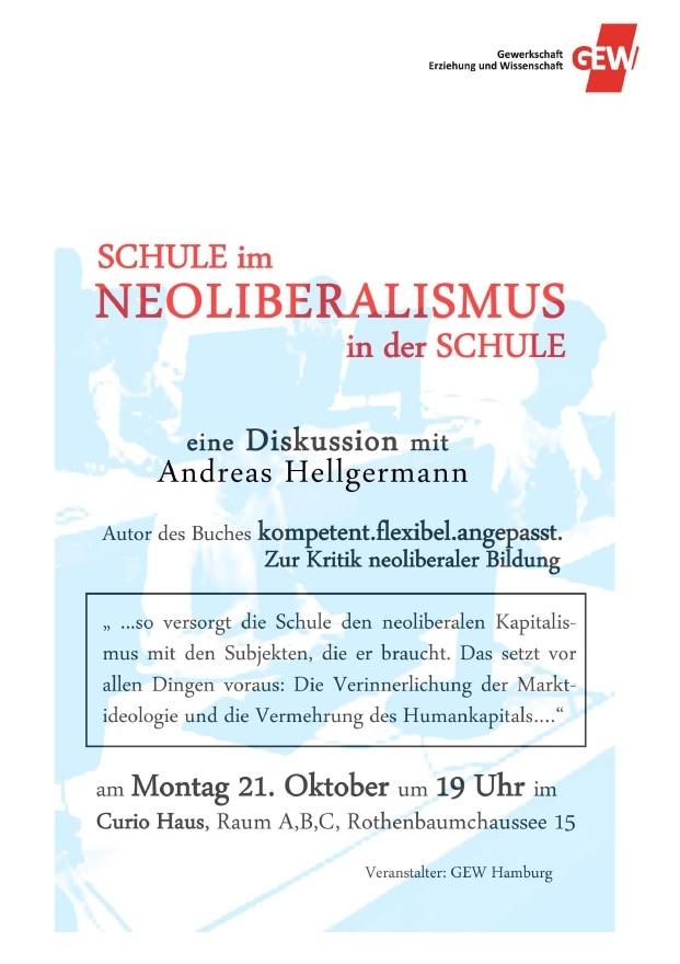 Schule im Neoliberalismus – Neoliberalismus in der Schule