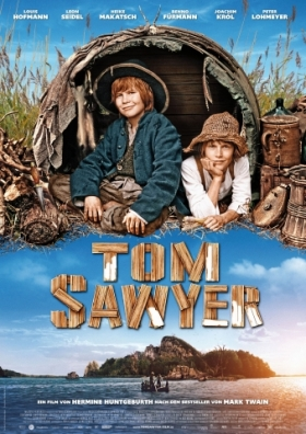 Filmplakat -Tom Sawyer