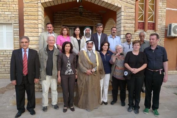Reisebericht Rojava