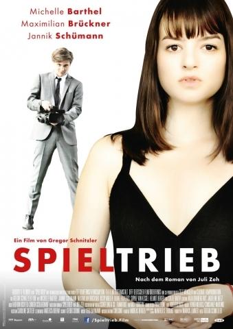Filmplakat SPIELTRIEB