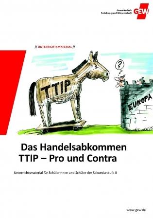 Unterrichtsmaterial TTIP