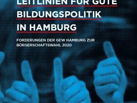 Leitlinien für gute Bildungspolitik in Hamburg