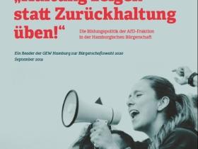 Die Bildungspolitik der AfD-Fraktion in der Hamburgischen Bürgerschaft